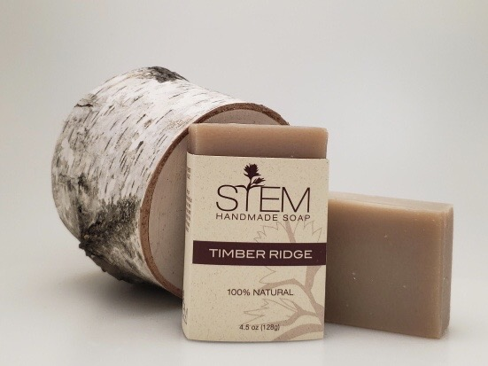 Timber Ridge Bar Soap